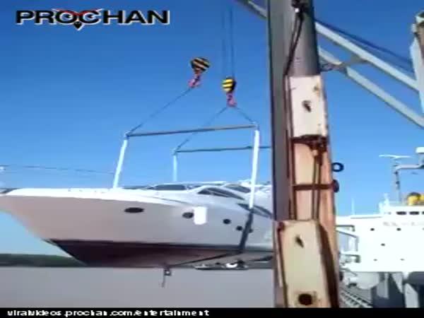Yacht Crash