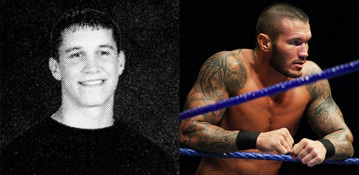 WWE Superstars Before They Became Famous Wrestlers (19 pics)