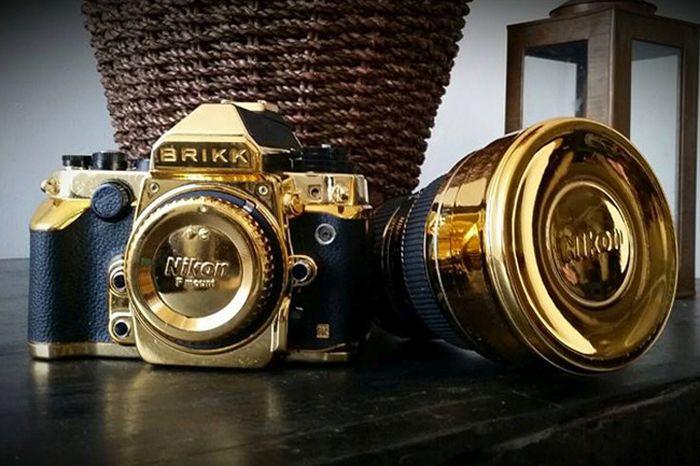 Say Hello To The Brikk Lux Nikon DF The $42,000 Dollar Camera (5 pics)