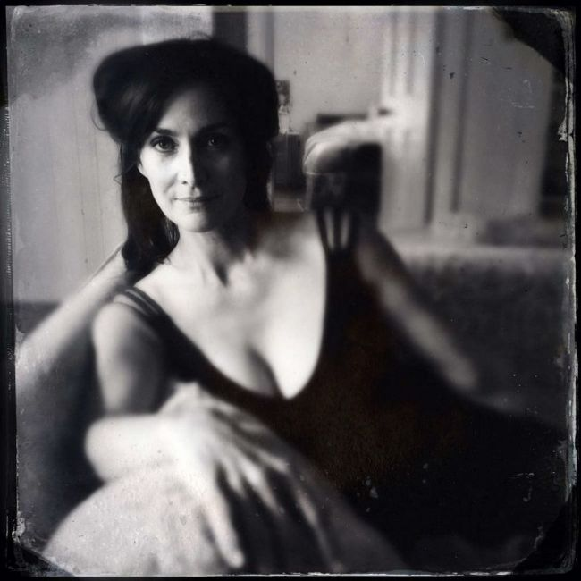 Carrie-Anne Moss Photo Shoot For Annapurna Living (10 pics)