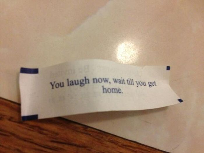 These Might Be The Best Fortune Cookies Ever (18 pics)