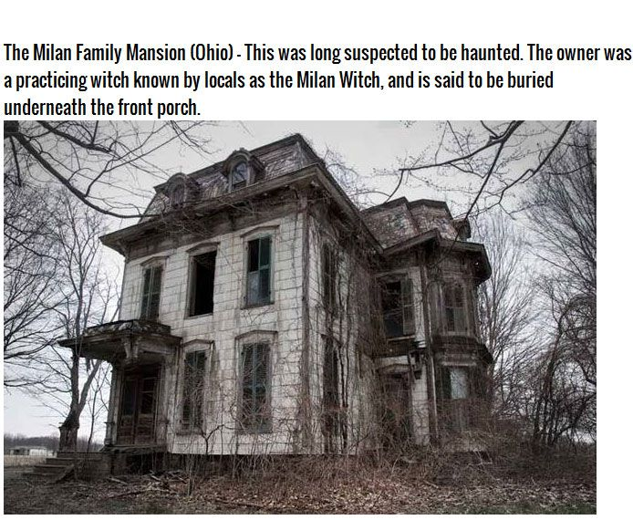 This Is A Real American Horror Story (15 pics)