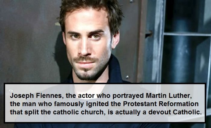 Fun Facts About Famous Actors And Musicians (12 pics)