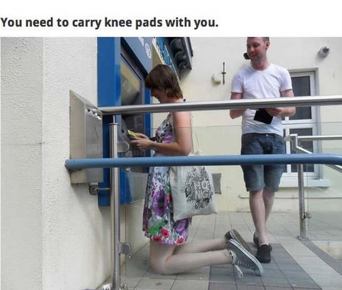 Problems That Only Tall People Can Relate To (30 pics)