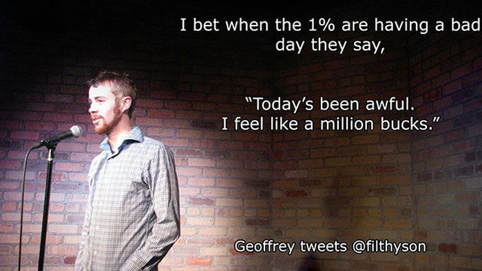 Stand Up Comedy Moments That Will Keep You Laughing All Day (20 pics)