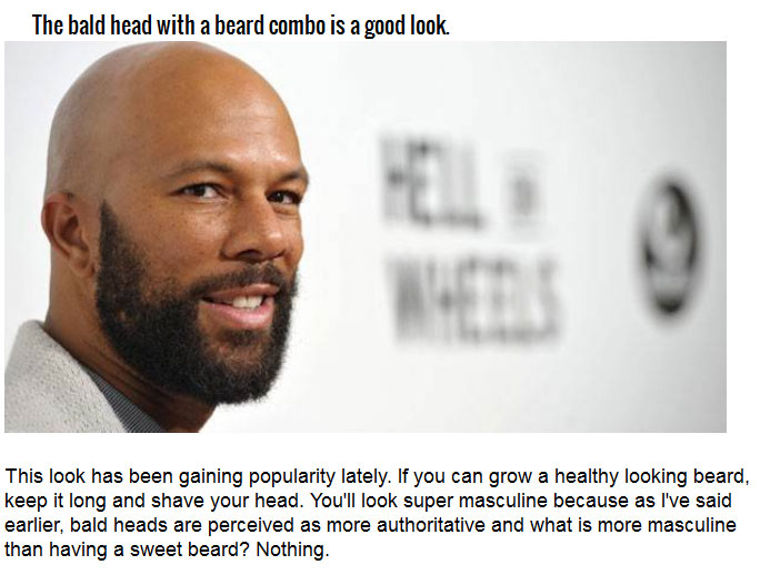 7 Great Reasons To Shave Your Head (9 pics)