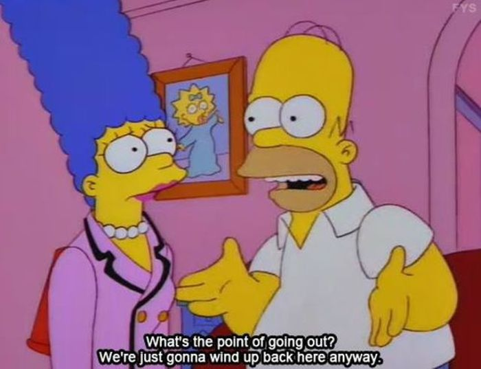 These Quotes From The Simpsons Are So True To Life (20 pics)