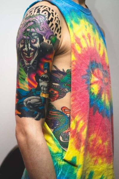 The Coolest Tattoos You're Going To See Today (52 pics)