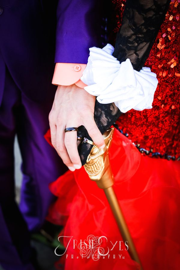 This Is The Batman Themed Wedding Everyone Wishes They Could Have (14 pics)