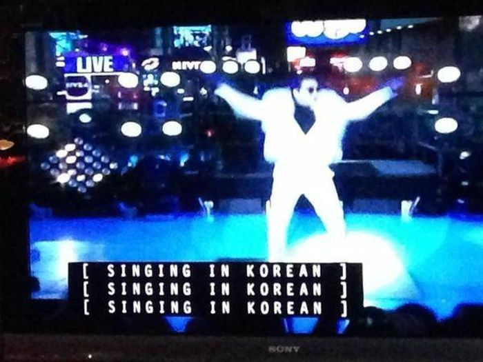 When Closed Captioning Fails So Hard It Actually Wins (32 pics)