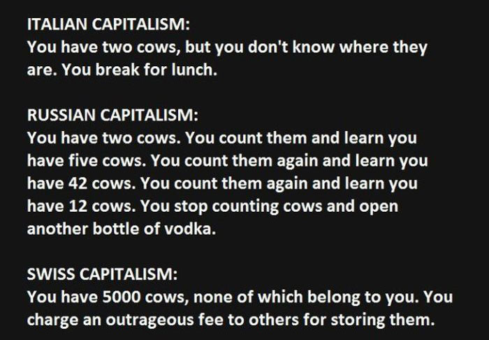 This Is Everything You Need To Know About Capitalism (5 pics)