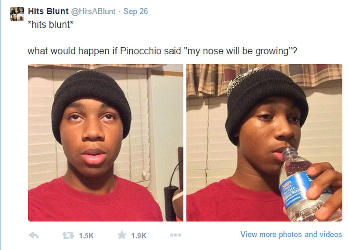 Hilarious Stoner Tweets That Will Make You Rethink Life (12 pics)