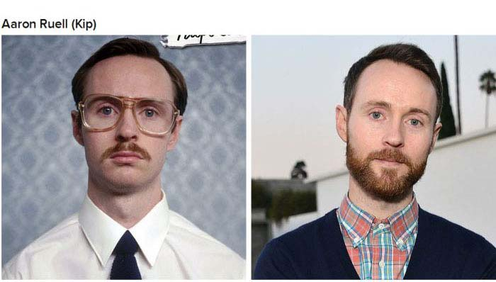 "The Cast Of ""Napoleon Dynamite"" Back In The Day And Today (11 pics)"