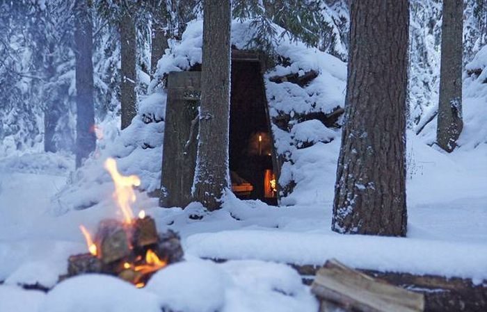 This Lodge In Sweden Gives You Hard Work To Help You Relax (19 pics)