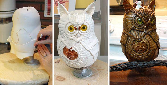 Designer Cakes That Belong In A Museum (34 pics)