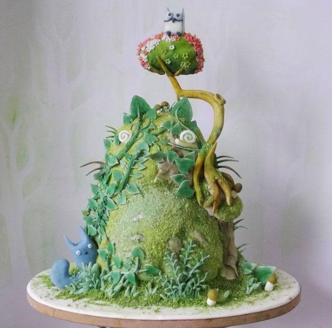 Designer Cakes That Belong In A Museum (34 pics)
