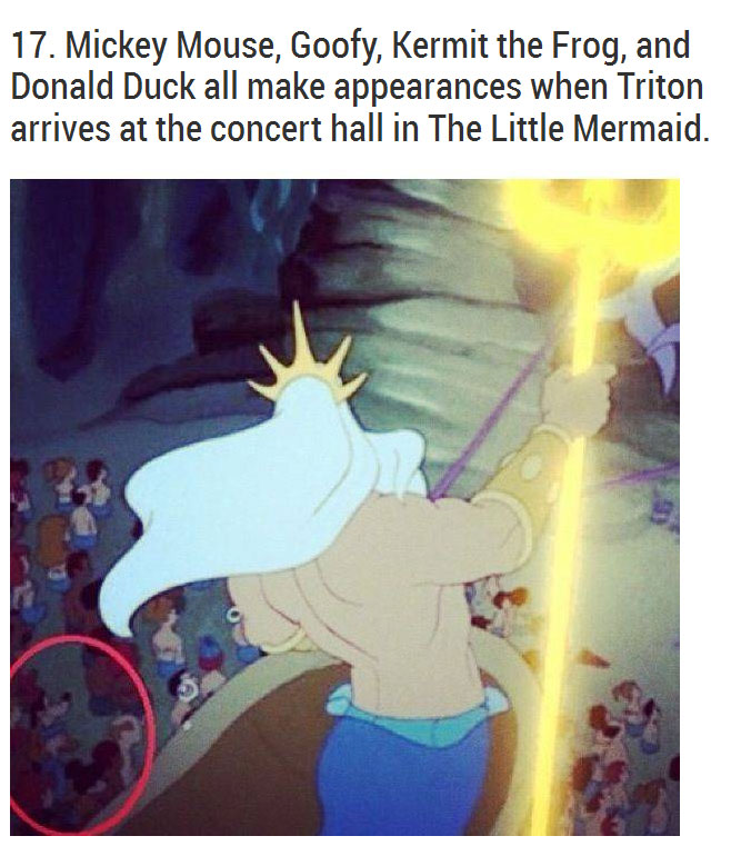 hidden secrets and secret facts about disney movies 12 pics