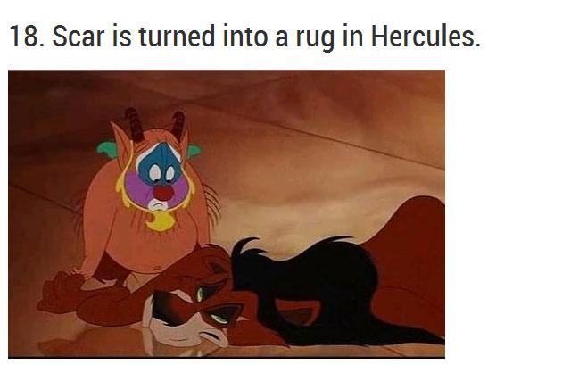 Hidden Secrets And Secret Facts About Disney Movies (12 pics)
