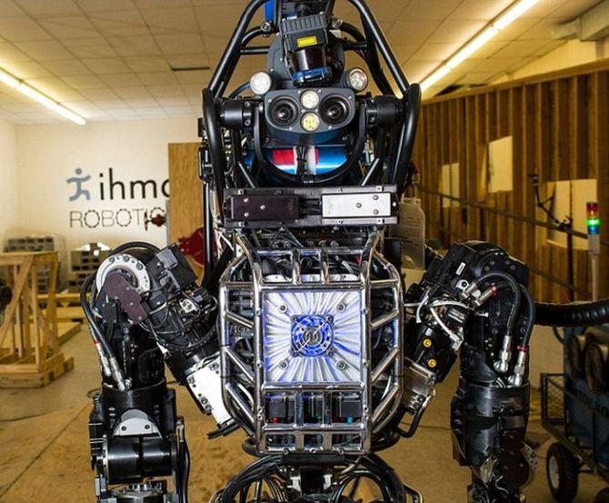 Google May be Developing Real Life Terminators (5 pics)