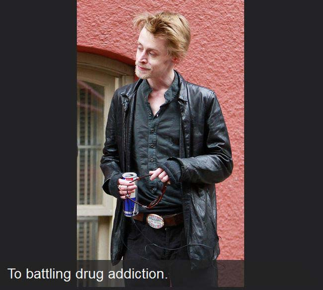 Celebrities That Have Major Substance Abuse Problems (20 pics)