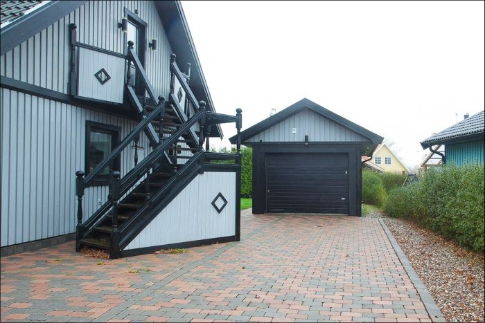 This Swedish House Has A Special Surprise Inside (21 pics)