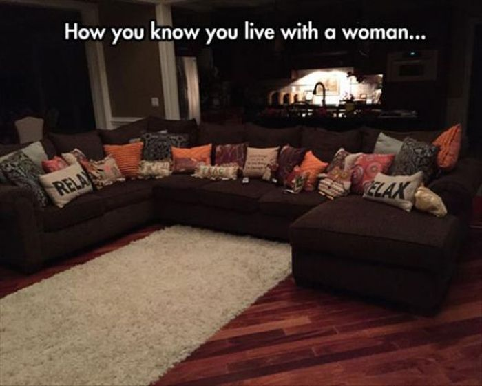 The Truth About Life With A Woman (40 pics)