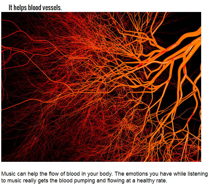 Awesome Ways That Music Makes You Healthier (9 pics)