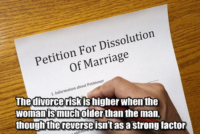 Not So Fun Facts About Marriage, Divorce And Affairs (25 pics)