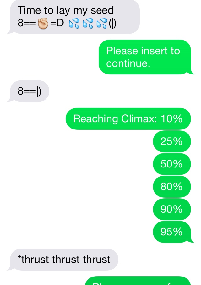 These People Have Flirting Down To A Science (8 pics)