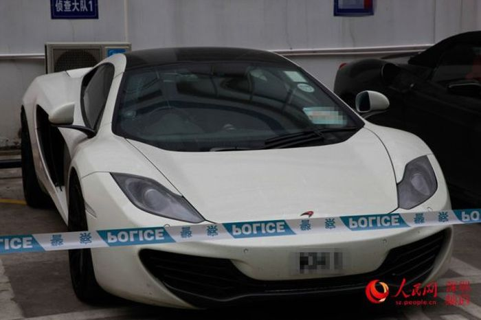 Police Confiscate Very Expensive Sports Cars (16 pics)