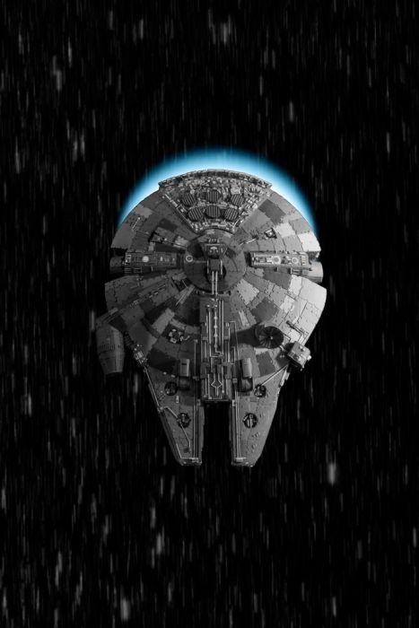 Check Out This Epic Millennium Falcon Replica (48 pics)