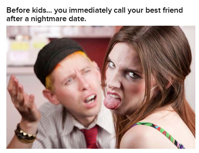 You And Your Best Friend Before And After Kids (26 pics)