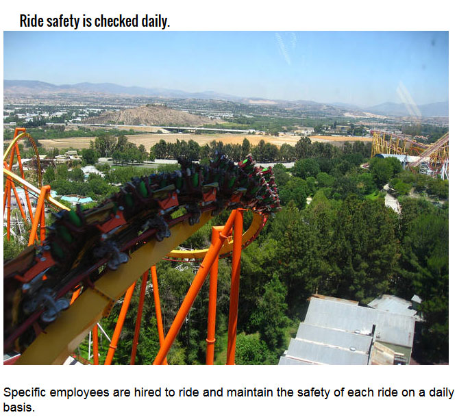 The Horrible Truth About Amusement Parks (8 pics)