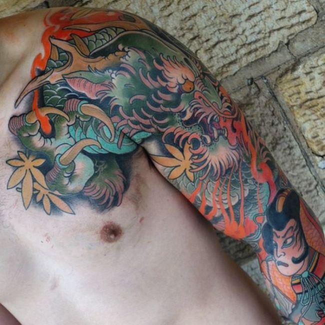 The Incredible Tattoo Art Of Stu Pagdin (21 pics)
