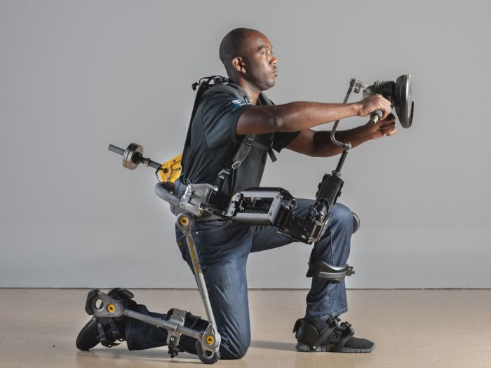 Lockheed Martin Fortis Is The Exoskeleton Of The Future (35 pics)