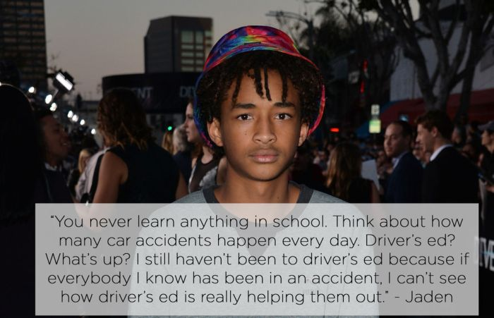 Rididculous Quotes From Jaden And Willow Smith's Recent Interview (11 pics)