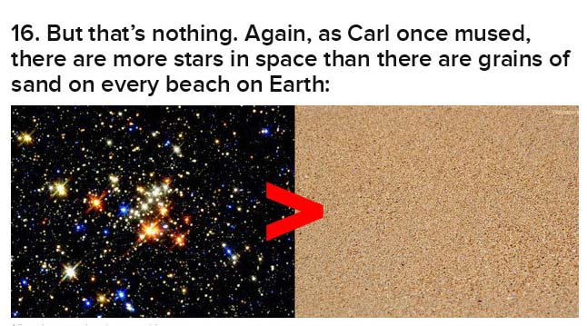 These Pictures Will Make You Question Your Place In The Universe (35 pics)