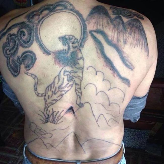 These People Are Definitely Joining The Tattoo Regret Club (30 pics)