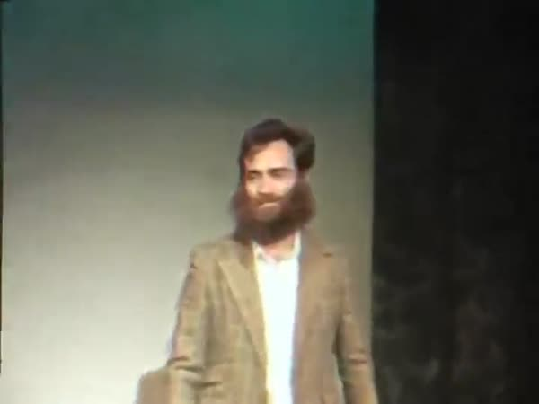 The Most Epic Beard