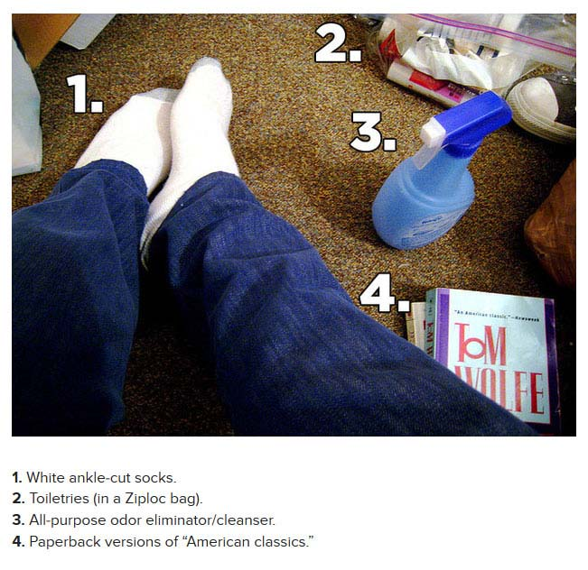 These Are The Things That Every College Guy Must Have In His Dorm (6 pics)