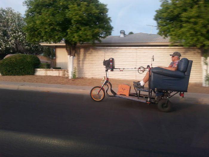 Strange Drivers (44 pics)