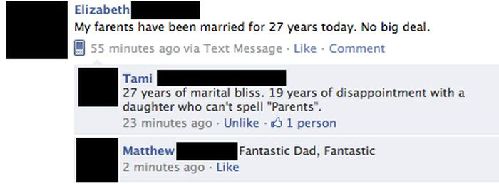 Parents Who Owned Their Kids On Facebook (24 pics)