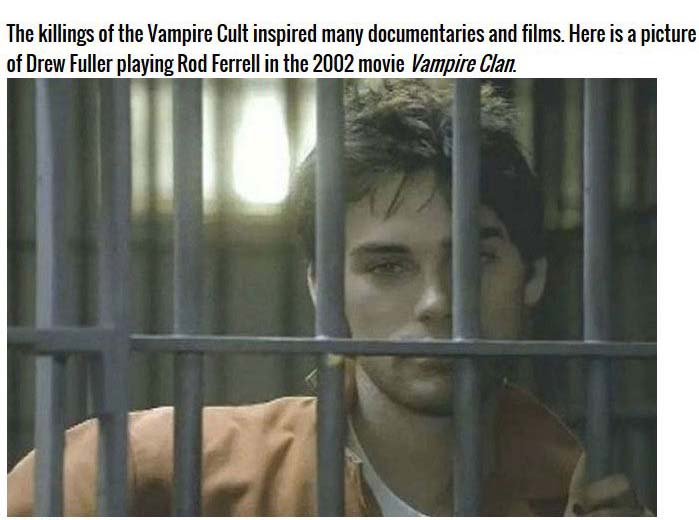 This Real Life Vampire Is Just Real Life Crazy (10 pics)