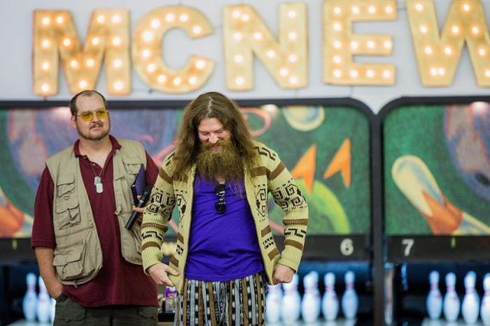 This Big Lebowski Themed Wedding Is Just The Best (24 pics)