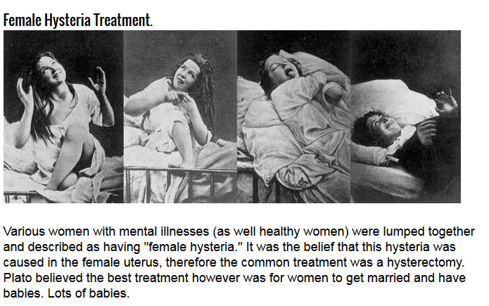 Insane Procedures Doctors Used To Perform On Patients (6 pics)