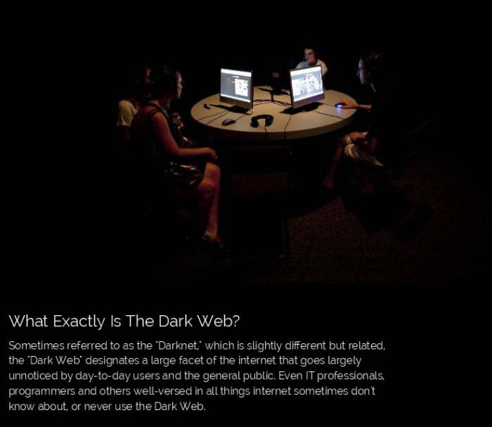 The Dark Web Is A Scary Place (10 pics)