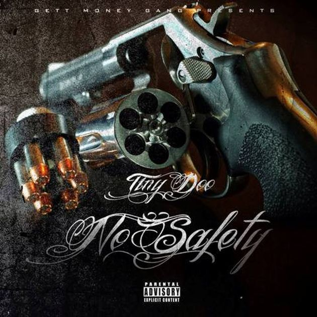 This Rapper Is Facing Life In Prison Because Of His Album Cover (3 pics)