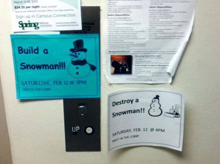 The Most Ridiculous But Awesome Flyers Ever Posted (42 pics)