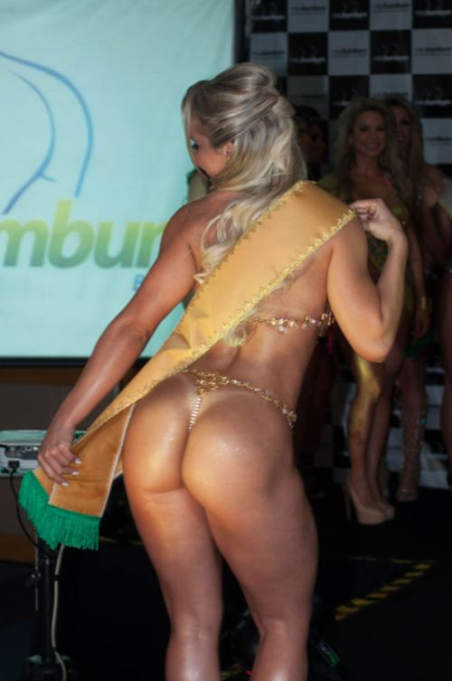 Meet The 2014 Winner Of Miss BumBum Brazil (35 pics)