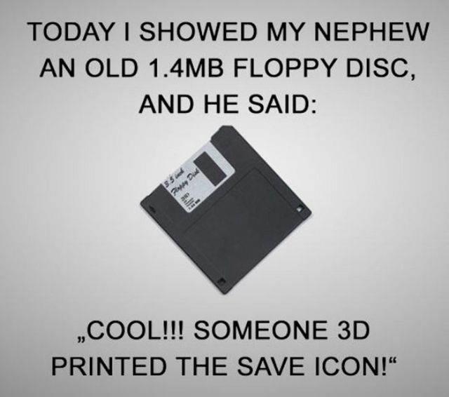This Blast From The Past Is A Serious Dose Of Nostalgia (40 pics)